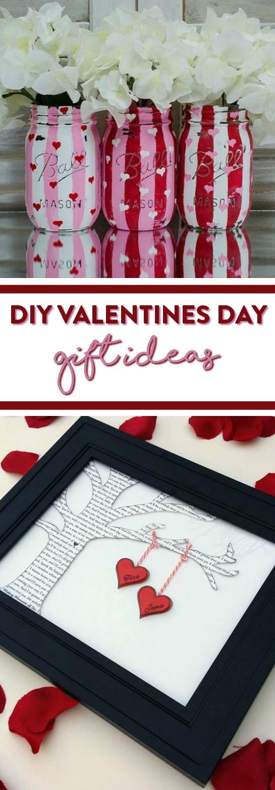 Diy Valentine Gift Ideas For Him  DIY Valentines Day Gift Ideas