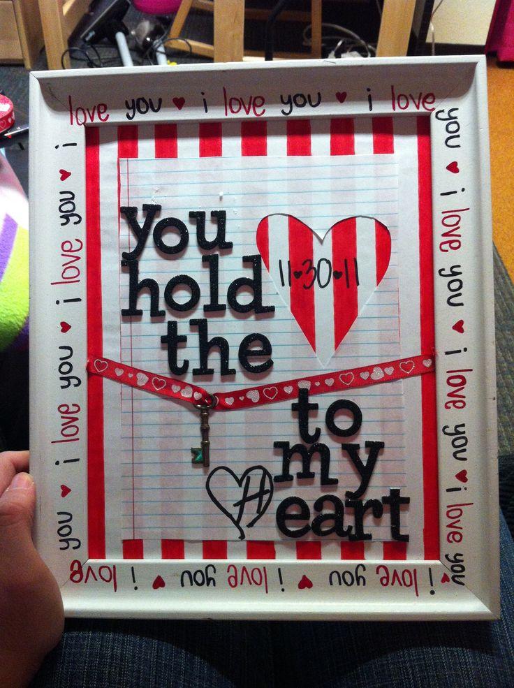 DIY Valentine'S Day Gifts For Boyfriend  167 best Gifts to make your boyfriend images on Pinterest