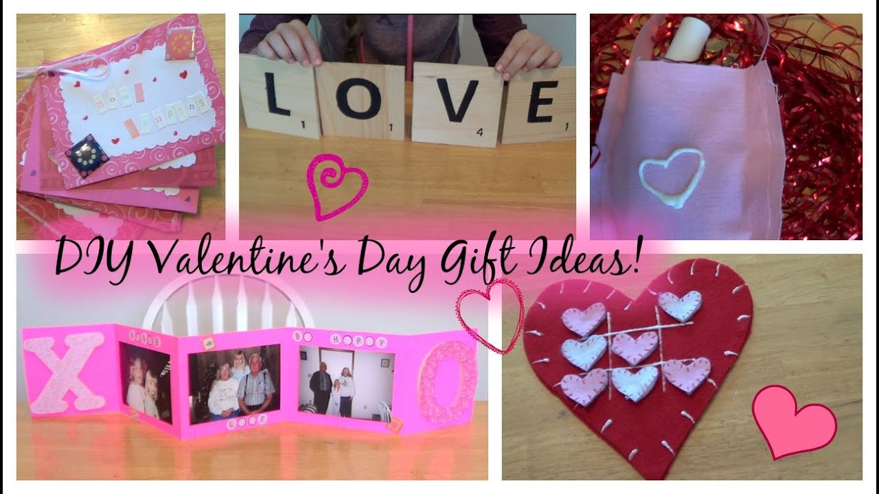 DIY Valentine'S Day Gifts For Boyfriend  DIY Valentine s Day Gifts • For Boyfriend Bestie & More
