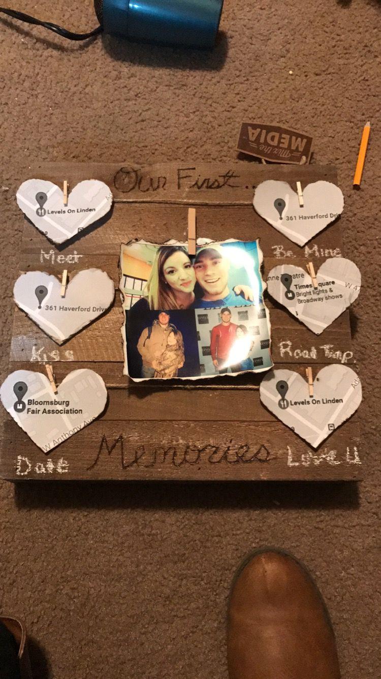 DIY Valentine'S Day Gifts For Boyfriend  DIY t for him Valentine s Day anniversary surprise