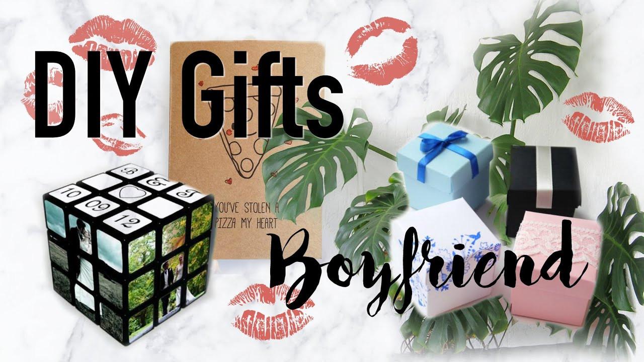 DIY Valentine'S Day Gifts For Boyfriend  DIY Gifts for Guys Boyfriend Husband Fiancé Partner