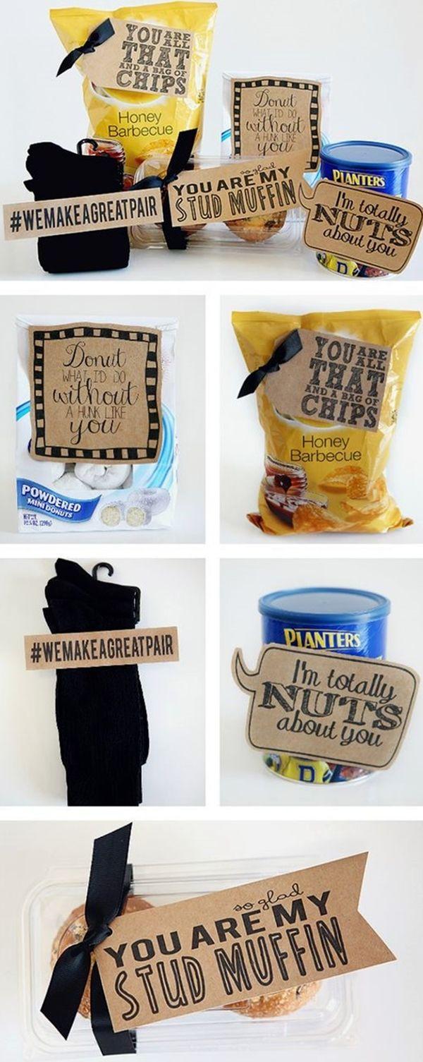 DIY Valentine'S Day Gifts For Boyfriend  Best 25 Homemade boyfriend ts ideas on Pinterest
