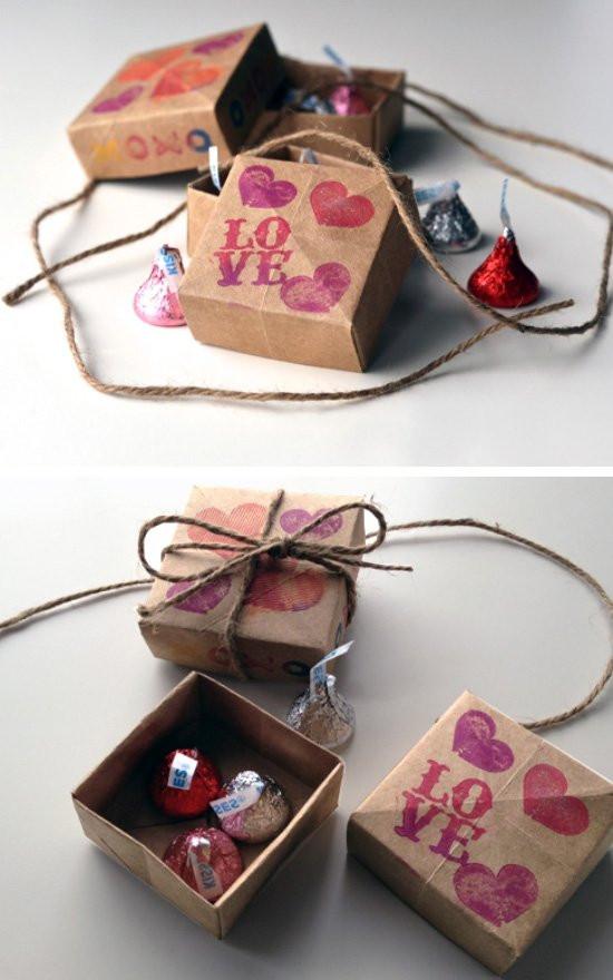 DIY Valentine'S Day Gifts For Boyfriend  55 DIY Valentine Gifts for Him