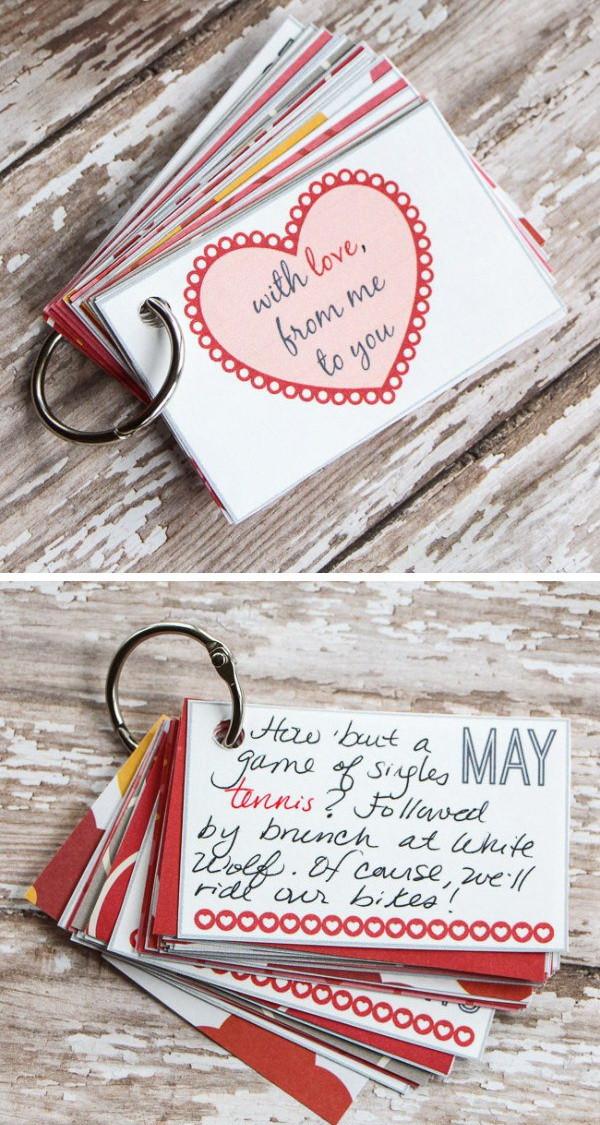 DIY Valentine'S Day Gifts For Boyfriend  Easy DIY Valentine s Day Gifts for Boyfriend Listing More