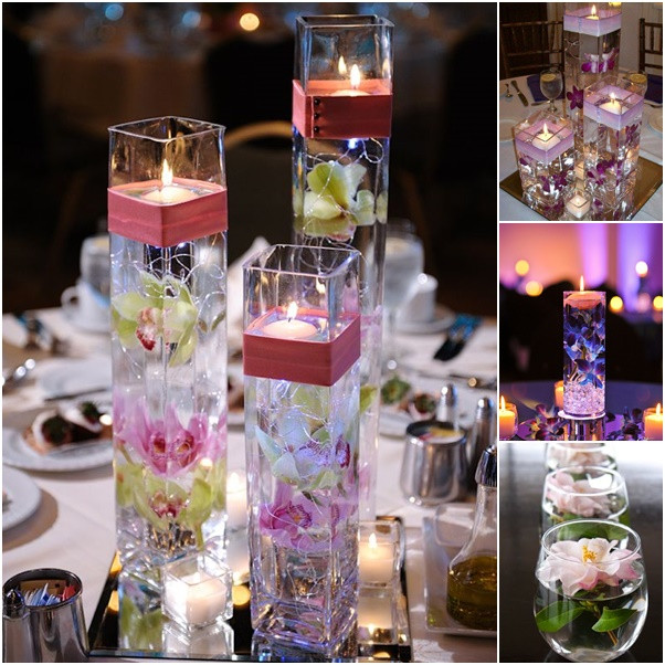 The Top 21 Ideas About Diy Wedding Centerpieces Without