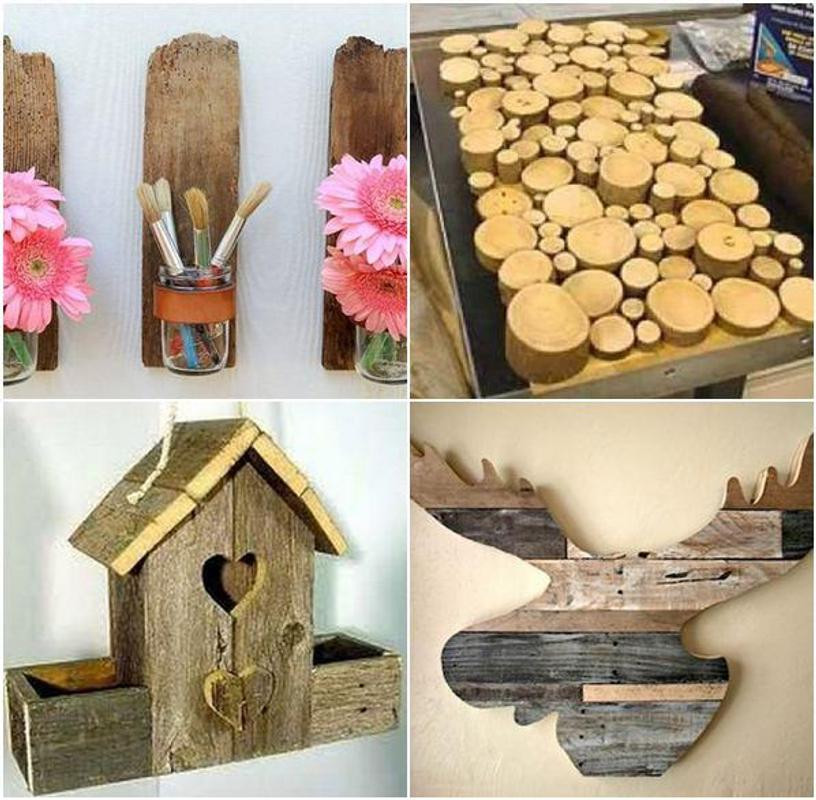 DIY Wood Art Projects  DIY Wood Craft Project APK Download Free Lifestyle APP