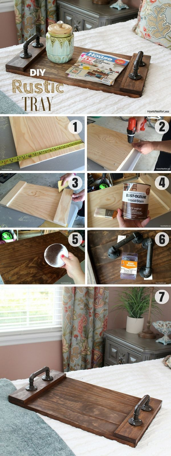 DIY Wood Art Projects  Best 25 Rustic wood crafts ideas on Pinterest