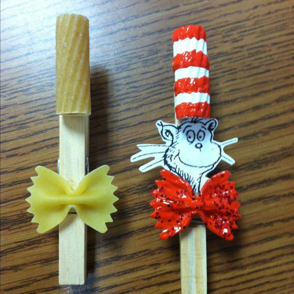 Dr Seuss Craft Ideas For Preschoolers  Dr Seuss Crafts for Kids Hative