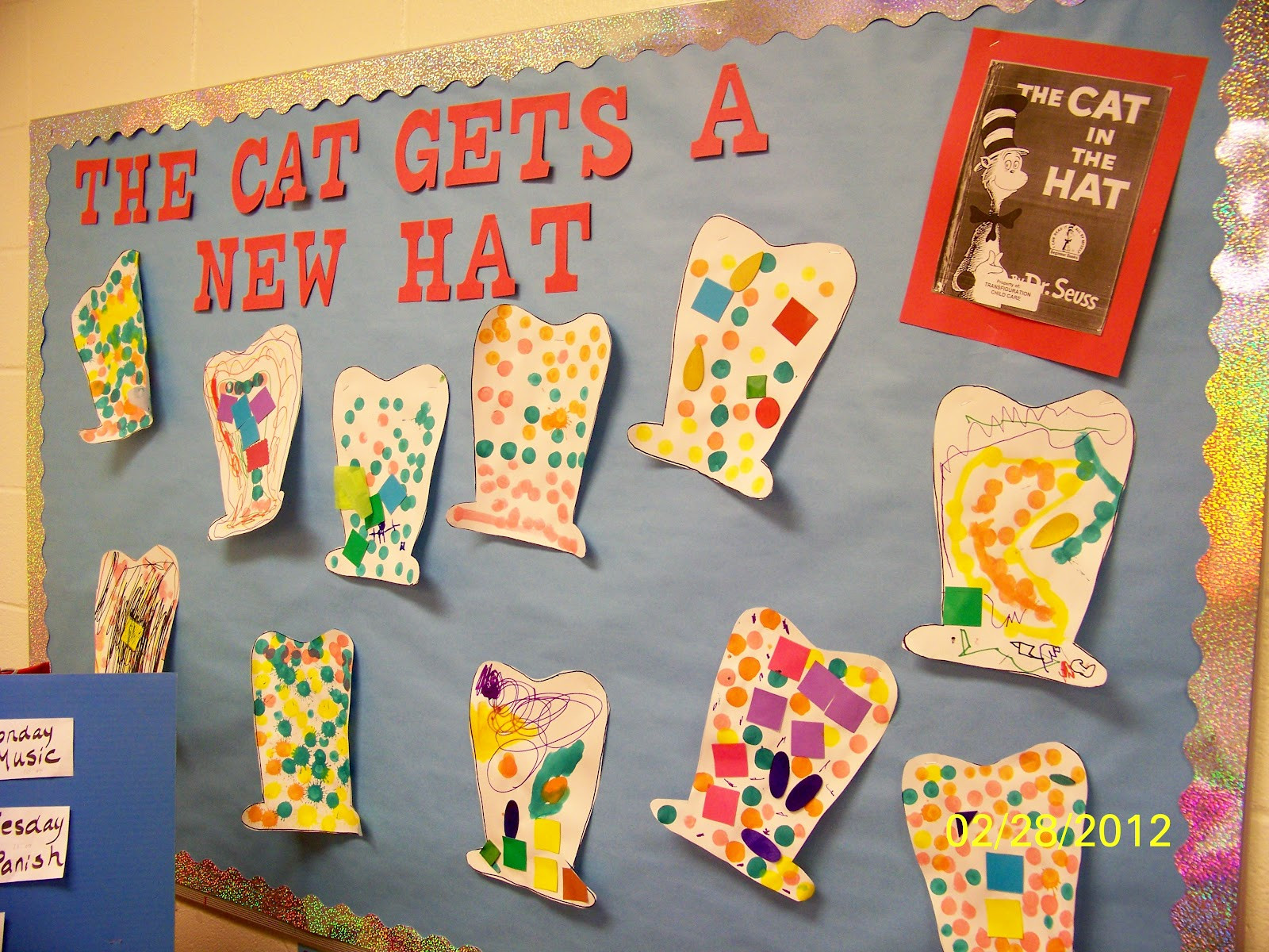 Dr Seuss Craft Ideas For Preschoolers  teaching s what I do March 2012
