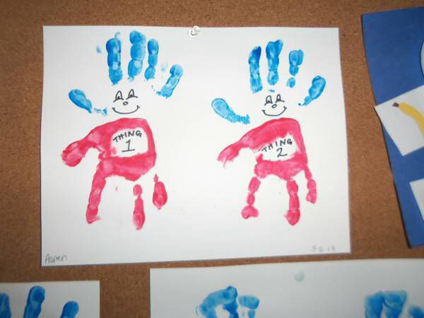 Dr Seuss Craft Ideas For Preschoolers  35 best The cat in the hat classroom images on Pinterest