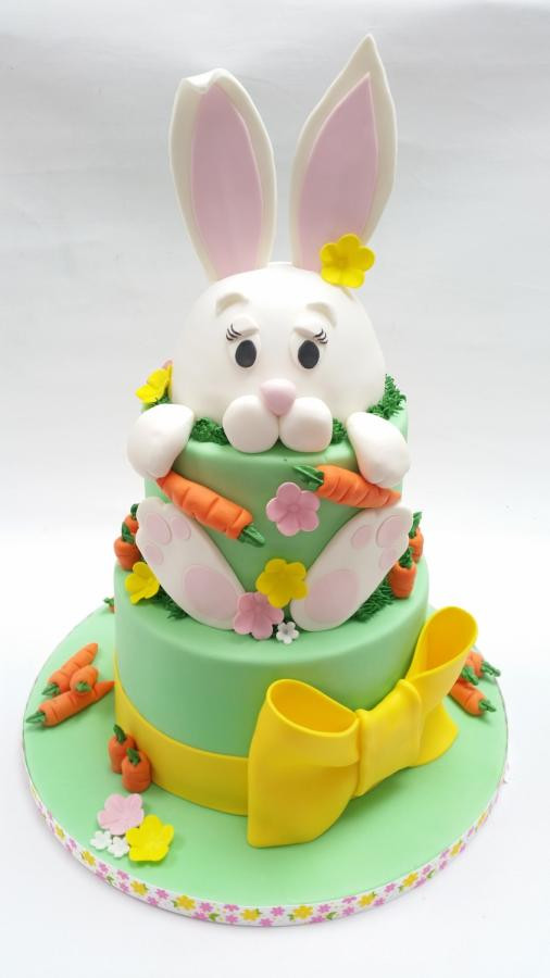 Easter Birthday Party Ideas For Boys  Easter Birthday Cake cake by Spices CakesDecor