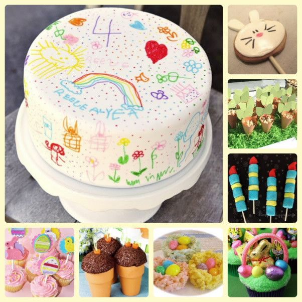 Easter Birthday Party Ideas For Boys  Ideas for an Easter themed birthday party