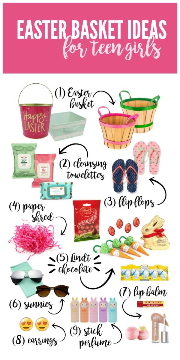 Easter Gift Ideas For Girlfriend  1000 ideas about Teen Girl Birthday on Pinterest