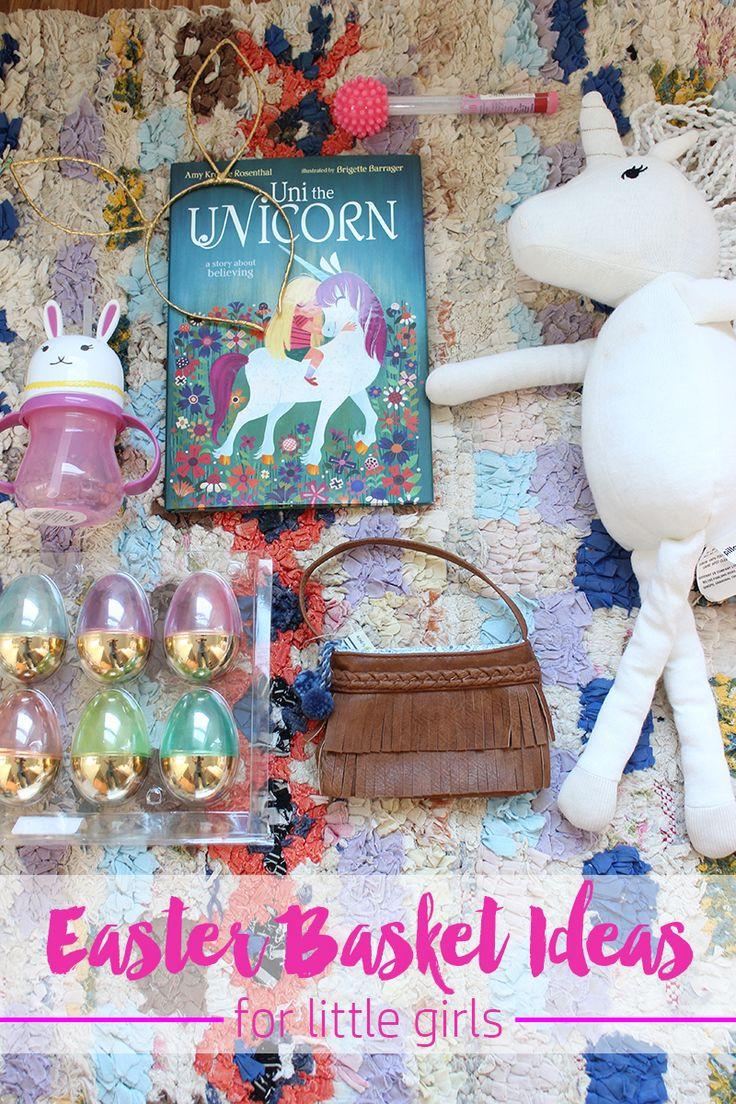 Easter Gift Ideas For Girlfriend  Easter Basket Ideas for Little Girls