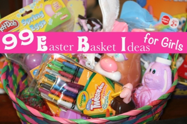 Easter Gift Ideas For Girlfriend  Sugar Free Easter Basket Treat Ideas