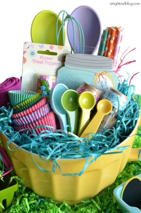 Easter Gift Ideas For Girlfriend  26 Cute Homemade Easter Basket Ideas Easter Gifts for