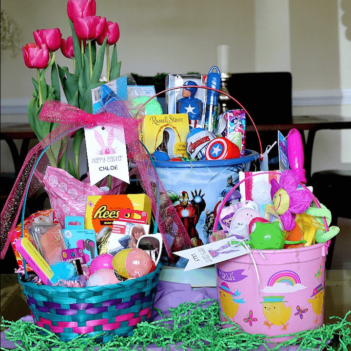 Easter Gift Ideas For Girlfriend  Kids Easter Basket Ideas Made Easy For Baby Kids and Tween