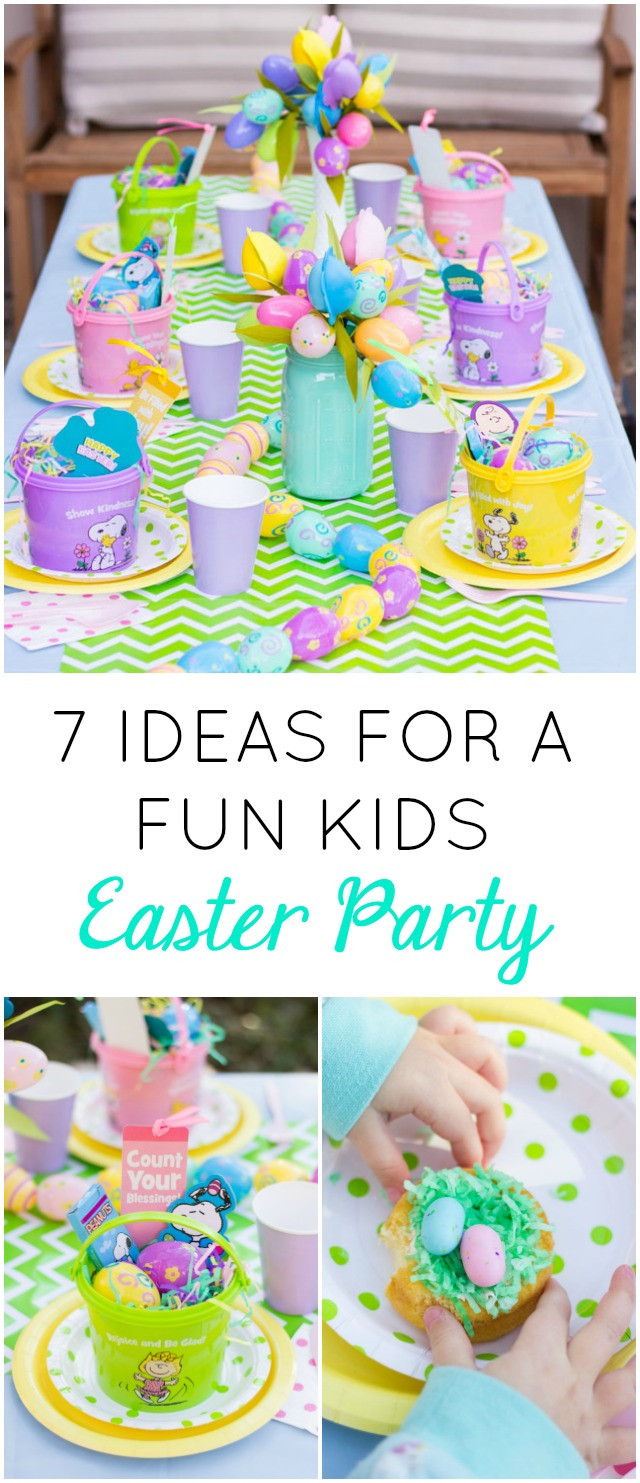 Easter Kid Party Ideas  7 Fun Ideas for a Kids Easter Party