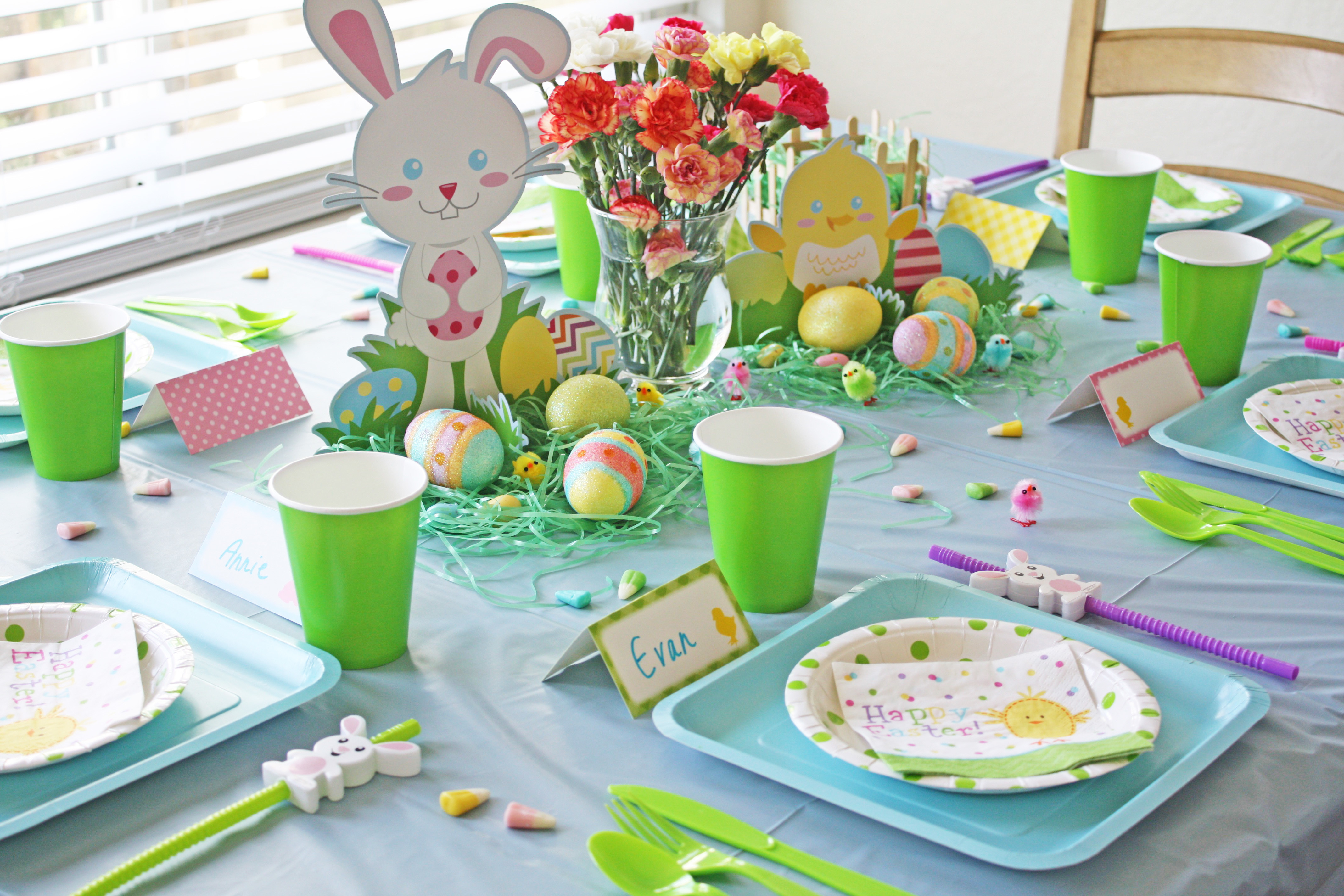 Easter Kid Party Ideas  Create a Kids Easter Brunch