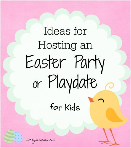 Easter Kid Party Ideas  1000 ideas about Easter Party on Pinterest