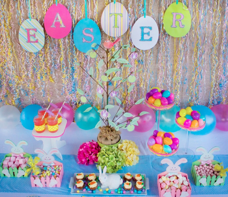 Easter Kid Party Ideas  30 CREATIVE EASTER PARTY IDEAS Godfather Style