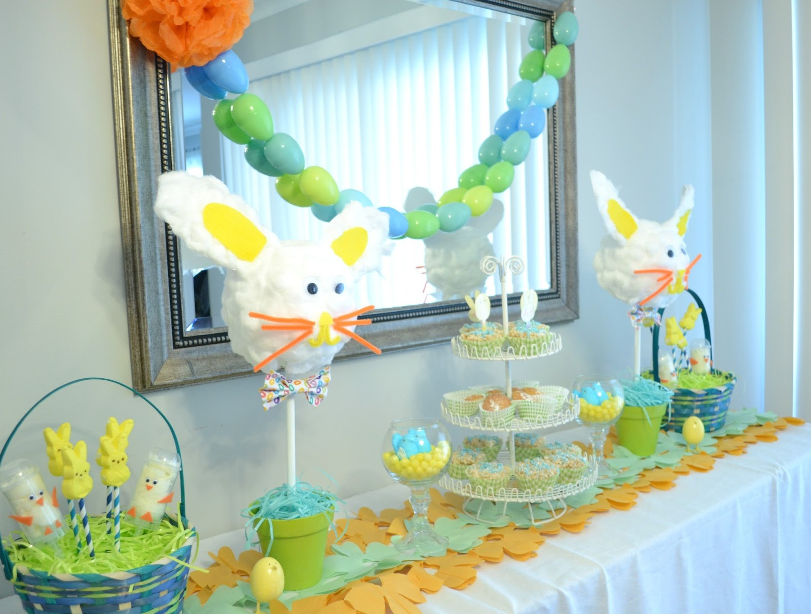 Easter Kid Party Ideas  Easter Party Ideas