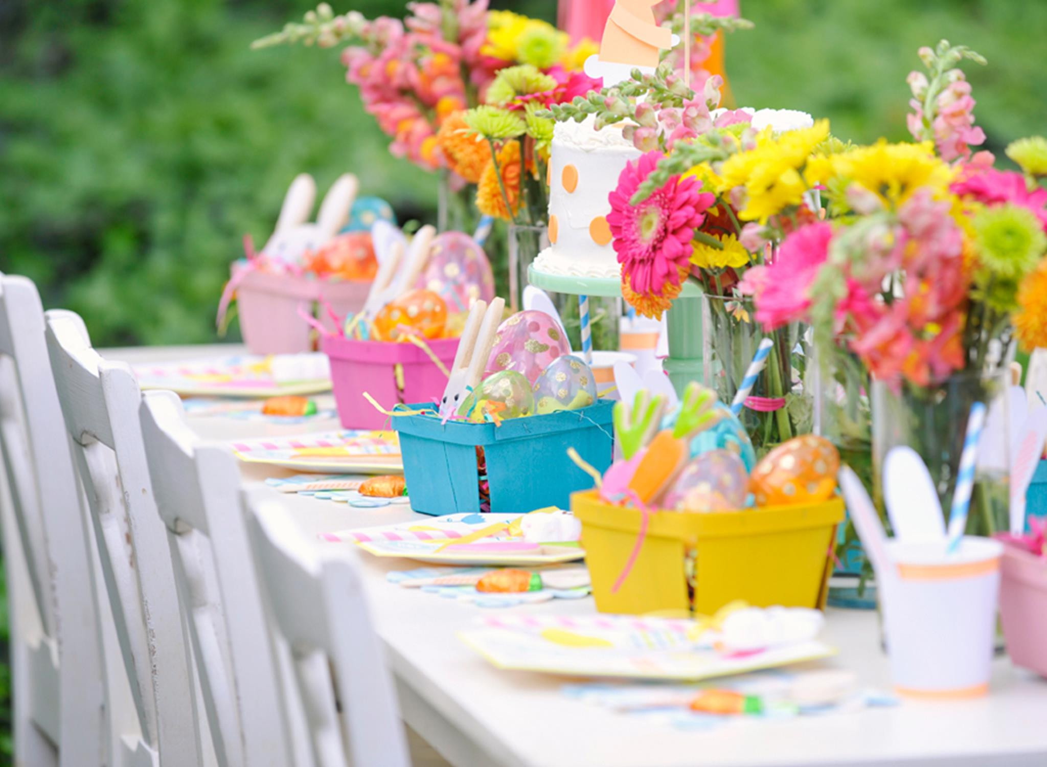 Easter Kid Party Ideas  Plan a Bunny tastic Kids Easter Party Project Nursery