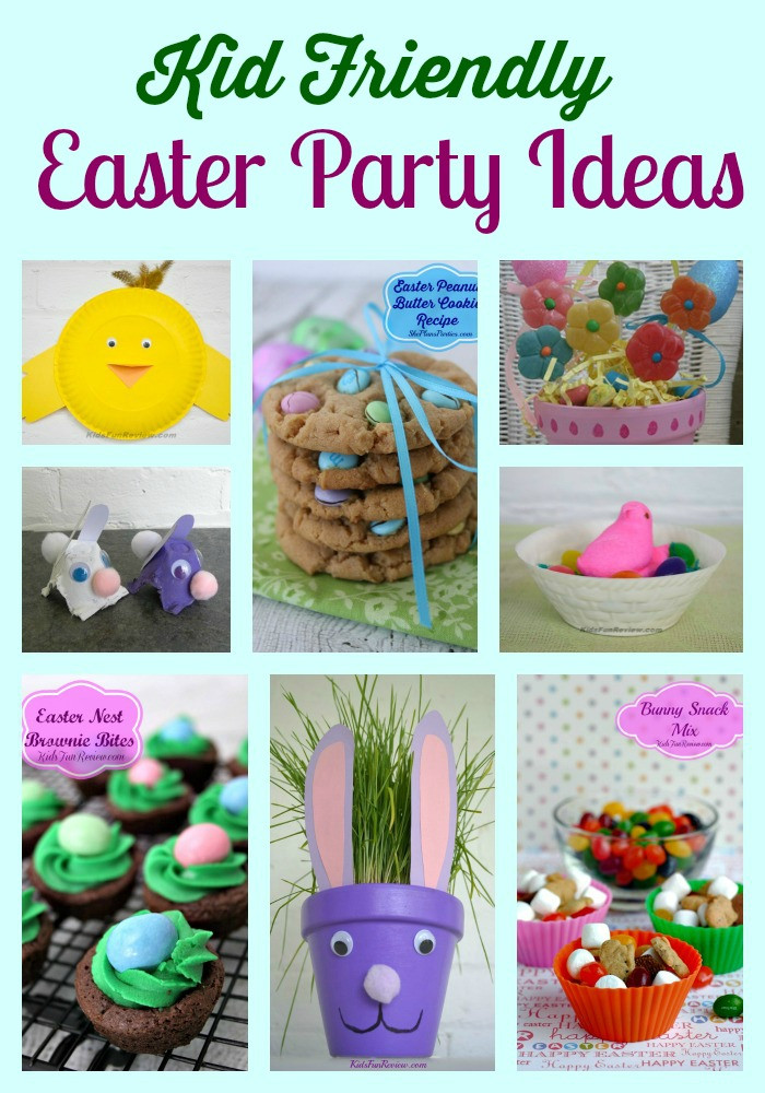 Easter Kid Party Ideas  7 Easy Easter Party Ideas for Kids The Kid s Fun Review