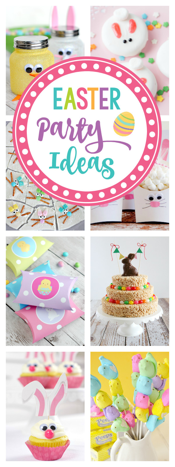 Easter Kid Party Ideas  25 Fun Easter Party Ideas for Kids – Fun Squared