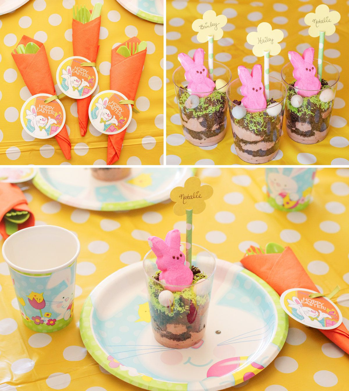 Easter Kid Party Ideas  Easter Crafts & Games