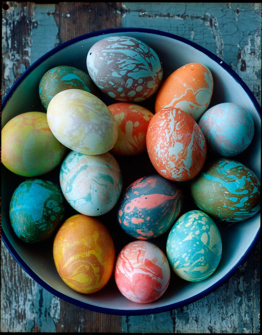 Easter Party Ideas Martha Stewart  Easter Egg Decorating Ideas 3 Martha Stewart Methods
