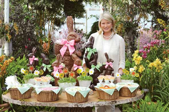 Easter Party Ideas Martha Stewart  carlosca01 Martha Stewart Celebrates Easter and 1 000