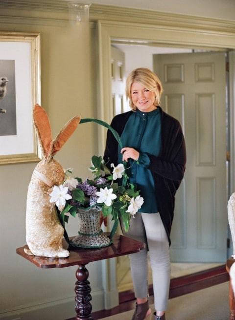 Easter Party Ideas Martha Stewart  Martha Stewart on how to throw a good spring party Make