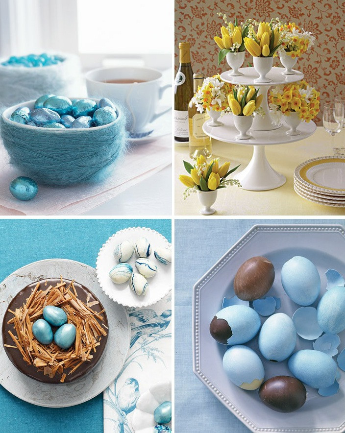 Easter Party Ideas Martha Stewart  Four Easter decoration ideas from Martha Stewart At Home