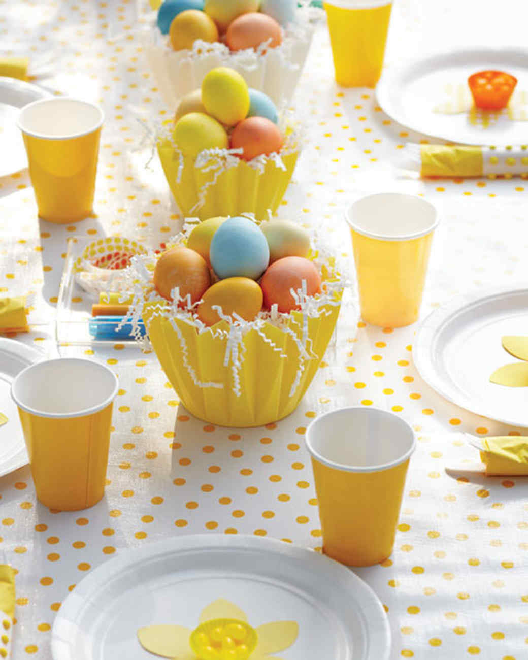 Easter Party Ideas Martha Stewart  Easter Egg Hunt