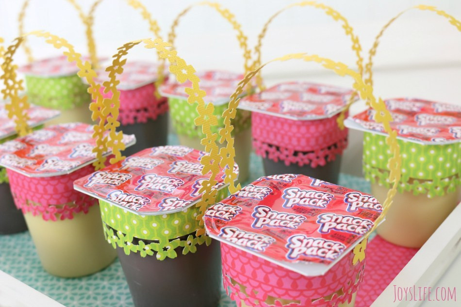 Easter Snack Ideas Party  Easy to Make Desserts and Easter Party Ideas