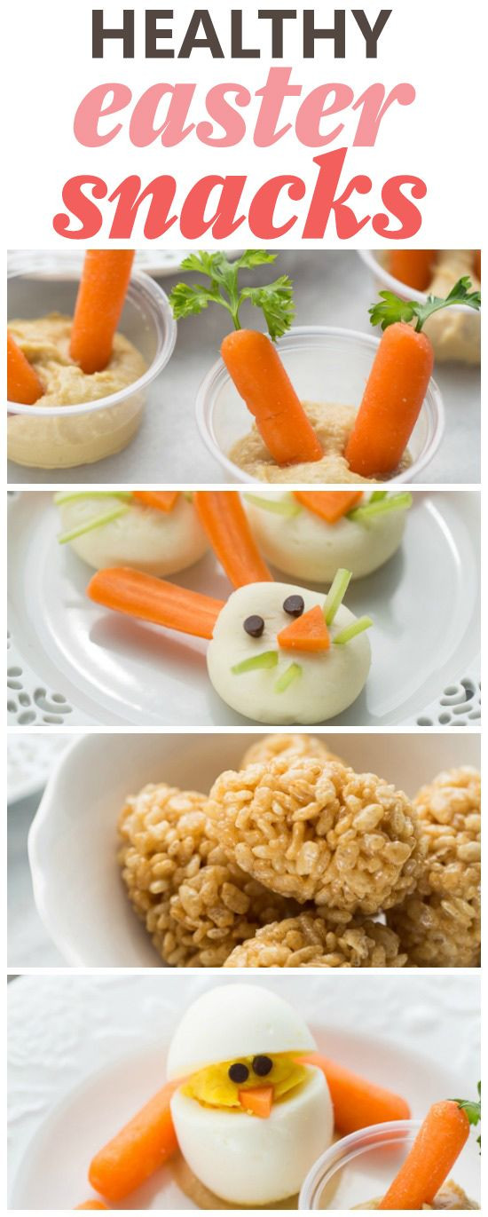 Easter Snack Ideas Party  17 Best ideas about Easter Snacks on Pinterest