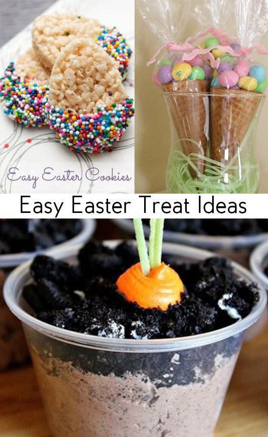 Easter Snack Ideas Party  13 Easy Easter Treat Ideas