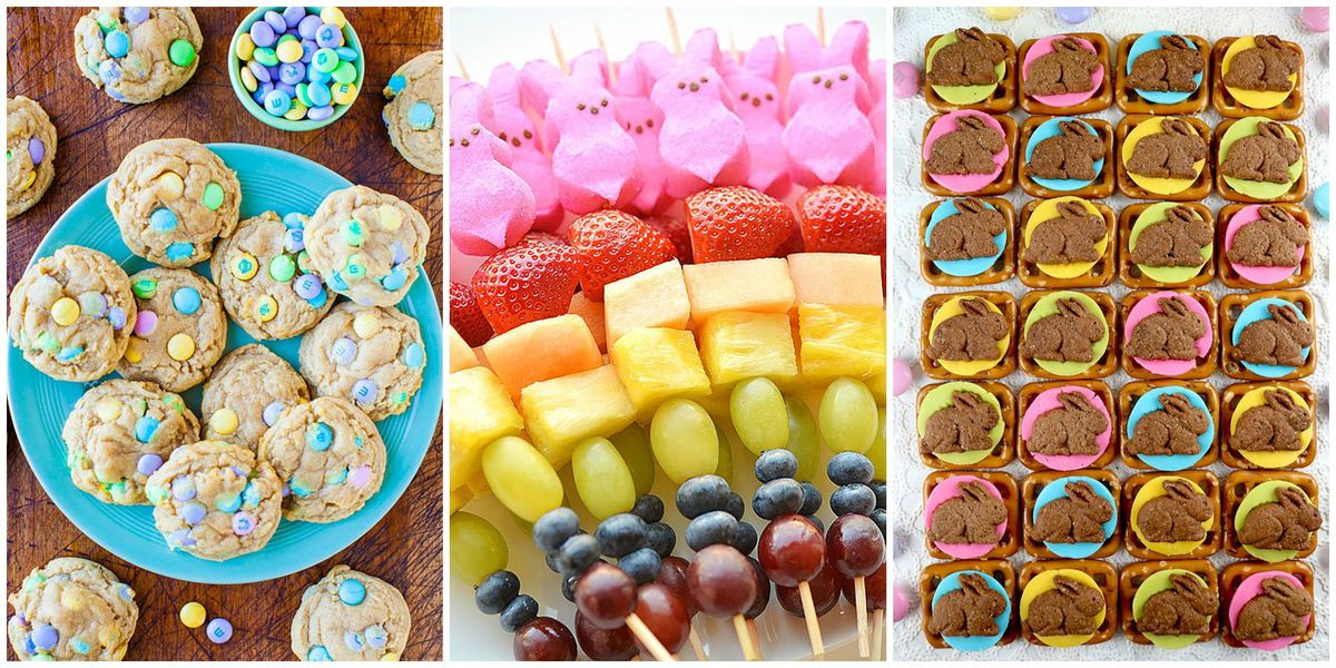 Easter Snack Ideas Party  21 Best Easter Snacks Easy and Cute Ideas for Easter
