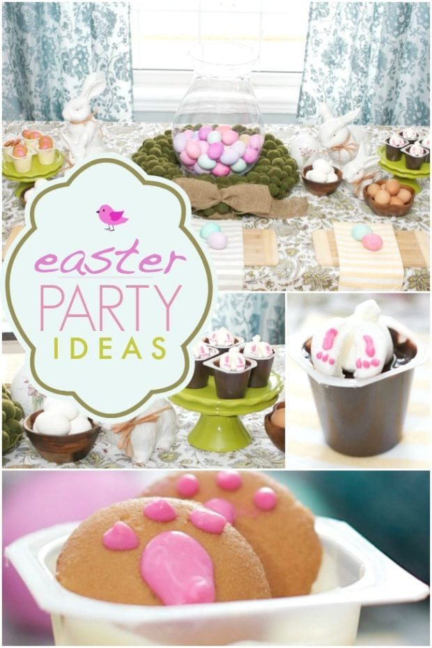 Easter Snack Ideas Party  Easter Party Ideas & Easy to Make Desserts