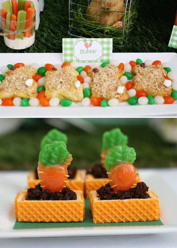 Easter Snack Ideas Party  17 Best images about Easter Party Ideas on Pinterest