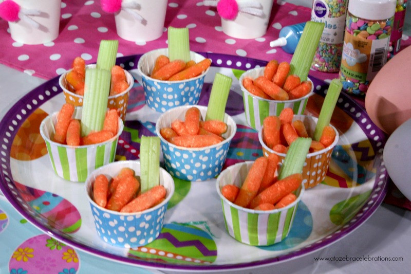 Easter Snack Ideas Party  Easter Party Ideas For Less – A to Zebra Celebrations