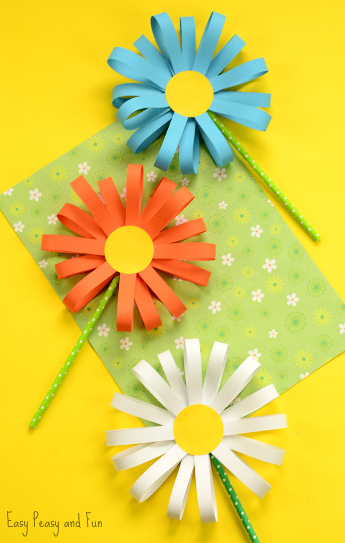 Easy Craft Ideas For Kids  Kid Paper Crafts The 36th AVENUE