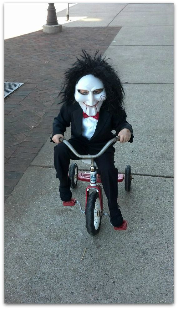 Easy DIY Costumes For Kids  10 Amazing DIY Halloween Costumes for Kids