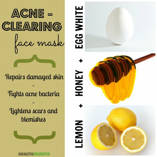 Easy DIY Face Mask  DIY Top 5 Easy Homemade Face Mask Recipes for Beautiful