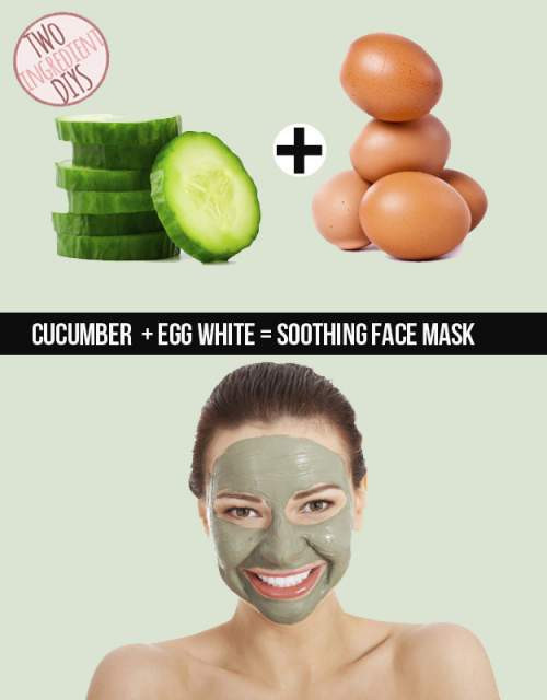 Easy DIY Face Mask  Beautify Your Life Naturally With 2 Ingre nt Beauty Hacks