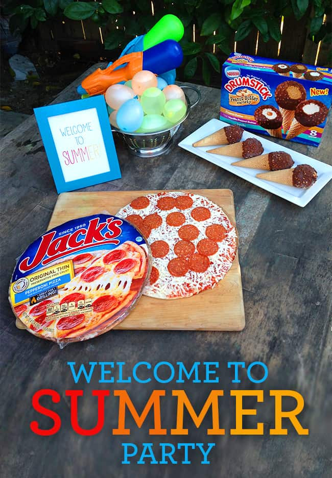 End Of Summer Party Ideas  Wel e to Summer Party Ideas Popsicle Blog