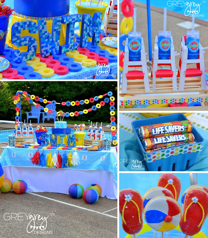 End Of Summer Party Ideas  How to Host an End of Summer Party or Back to School Bash