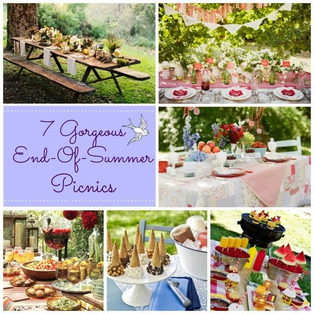 End Of Summer Party Ideas  26 best images about Awesome End of Summer Party Ideas on