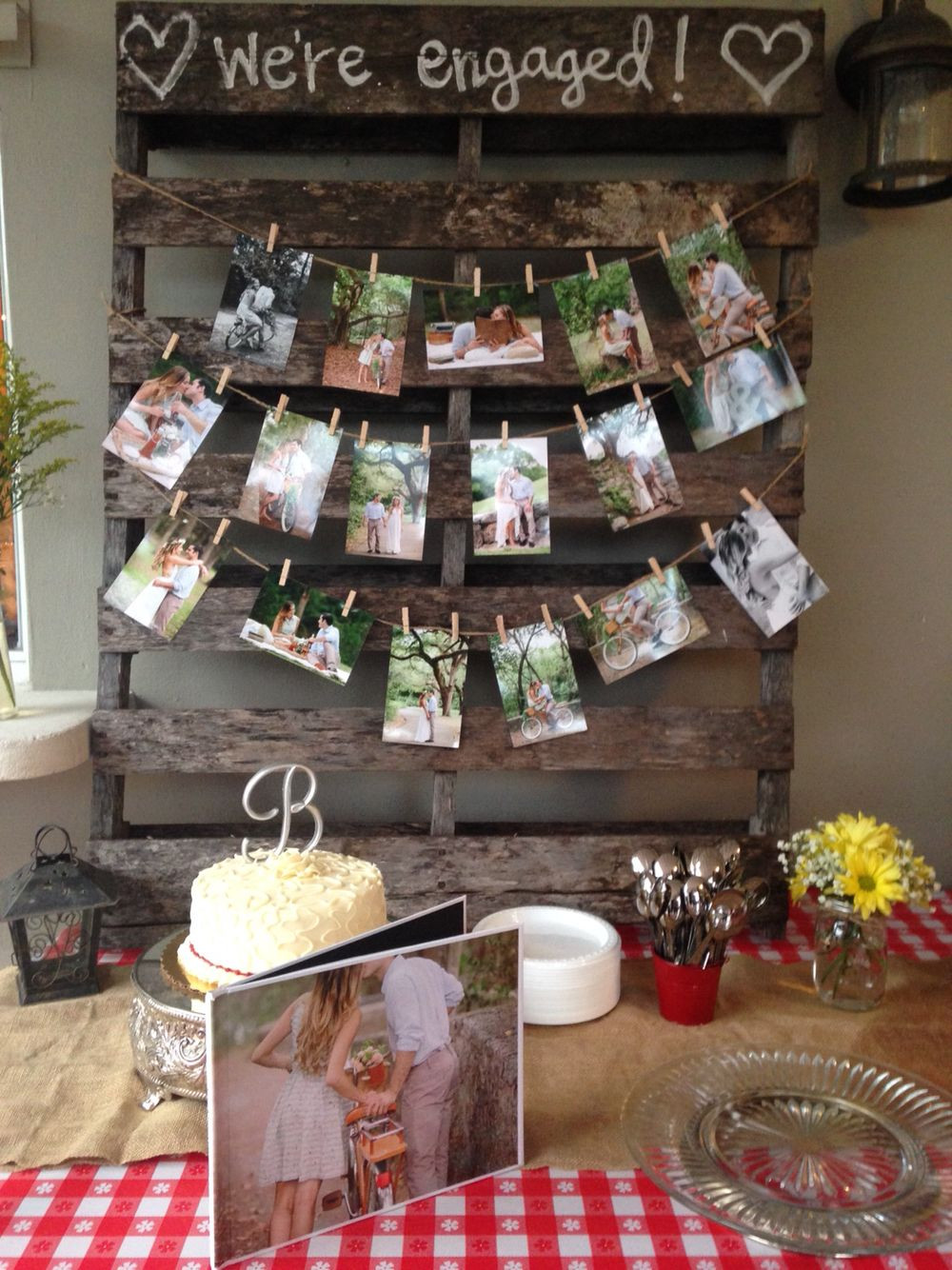 Engagement Party Theme Ideas  I do BBQ … Engagement